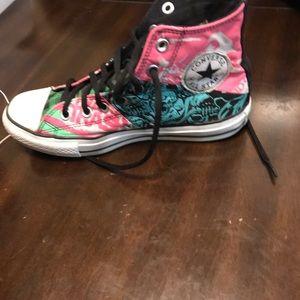 Converse Shoes - Crazy style converse all star size 8